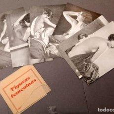 Libros antiguos: FIGURAS FEMENINAS - EROTICA - SICALIPTICA. Lote 222246937
