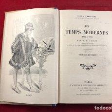 Libros antiguos: LES TEMPS MODERNES. Lote 222322643