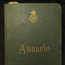 Libri antichi: ANUARIO DEL REAL AUTOMÓVIL CLUB DE ESPAÑA. MADRID. 1921. RACE SEVILLA. Lote 222448423