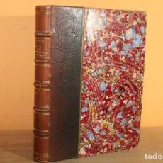 Libros antiguos: 1851 / HISTORIA DE LOS PROTESTANTES ESPAÑOLES Y DE PERSECUCION POR FELIPE II / ADOLFO DE CASTRO. Lote 222747607