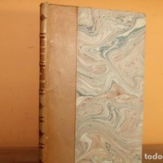 Livres anciens: 1900 / GOYA,MORATIN,MELENDEZ VALDES Y DONOSO CORTES / MANUEL MESONERO ROMANOS. Lote 222752766