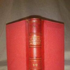 Libros antiguos: LEYENDAS GENEALOGICAS DE ESPAÑA - AÑO 1887 - ANTONIO DE TRUEBA.. Lote 222779481