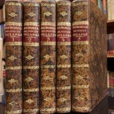 Libros antiguos: CUENTA DADA DE SU VIDA POLÍTICA POR DON MANUEL GODOY, PRÍNCIPE DE LA PAZ Ó SEAN MEMORIAS CRÍTICAS Y. Lote 222803847