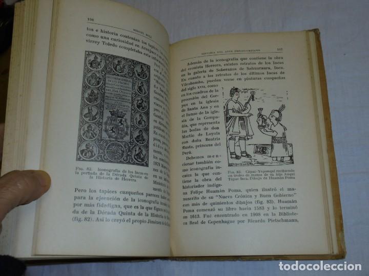 Libros antiguos: HISTORIA DEL ARTE PRECOLOMBIANO.MIGUEL SOLA.COLECCION LABOR 1936 - Foto 4 - 222812046