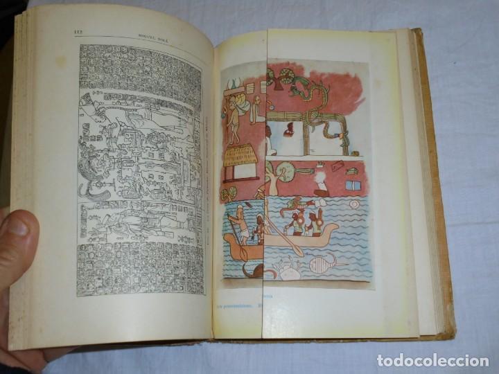 Libros antiguos: HISTORIA DEL ARTE PRECOLOMBIANO.MIGUEL SOLA.COLECCION LABOR 1936 - Foto 6 - 222812046