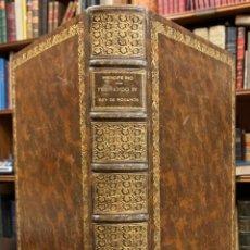 Libros antiguos: LA ELECCIÓN DE FERNANDO IV REY DE LOS ROMANOS. CORRESPONDENCIA DEL III MARQUÉS DE CASTEL-RODRIGO, DO. Lote 222826906