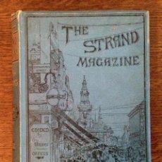 "Libros antiguos: LIBRO 1905 ""THE STRAND MAGAZINE"" EDITED BY GEO: NEWNES JAN TO JUNE VOL.XXIX. BUEN ESTADO.. Lote 222946661"