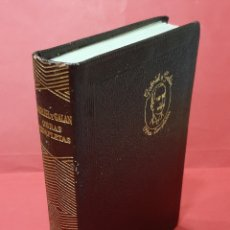 Libros antiguos: GABRIEL GALÁN. OBRAS COMPLETAS. AGUILAR, 1967. CON RETRATO Y FIRMA AUTÓGRAFA.. Lote 223250025