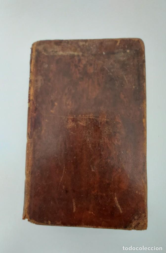 Libros antiguos: TOMO Nº 5 - SECRETOS RAROS DE ARTES Y OFICIOS - AÑO 1813 - IMPRENTA DE VILLALPANDO - VINOS, GALLINAS - Foto 2 - 223327571