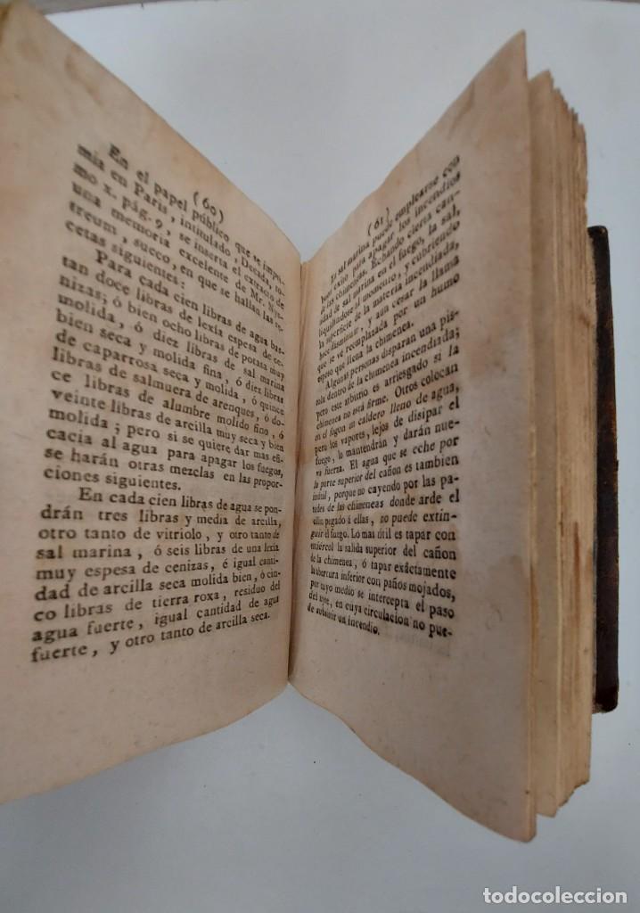 Libros antiguos: TOMO Nº 5 - SECRETOS RAROS DE ARTES Y OFICIOS - AÑO 1813 - IMPRENTA DE VILLALPANDO - VINOS, GALLINAS - Foto 5 - 223327571