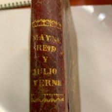 Libros antiguos: LOS JOVENES BOERS,CAPITAN MAYNE-REID 1876, AVENTURAS DE TRES RUSOS Y TRES INGLESES, JULIO VERNE 1875. Lote 223514028