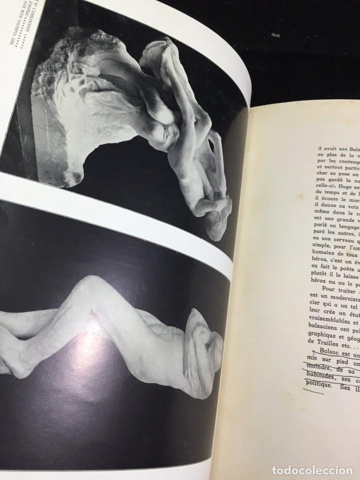Libros antiguos: AUGUSTE RODIN PAR GUSTAVE KAHN. ILUSTRACIONES AÑO 1910. LART ET LE BEAU, EN FRANCÉS - Foto 7 - 223564281