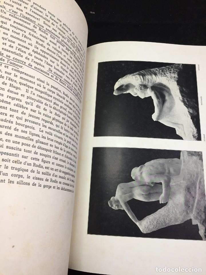 Libros antiguos: AUGUSTE RODIN PAR GUSTAVE KAHN. ILUSTRACIONES AÑO 1910. LART ET LE BEAU, EN FRANCÉS - Foto 8 - 223564281