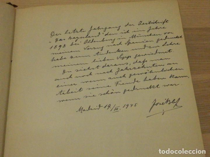 Libros antiguos: Das Bayerland - En Alemán - del Nº 1 al 51 - 620 páginas - Año 1898 - Encuadernados - Foto 3 - 223621702