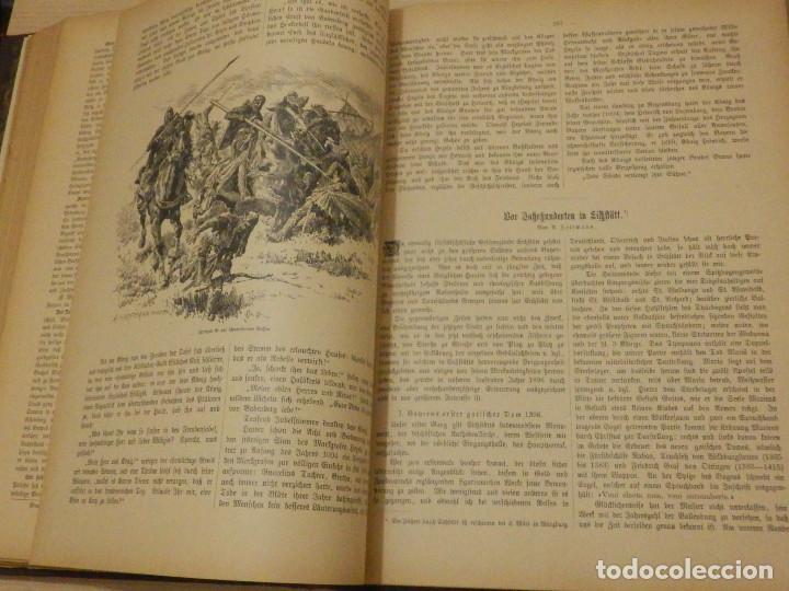 Libros antiguos: Das Bayerland - En Alemán - del Nº 1 al 51 - 620 páginas - Año 1898 - Encuadernados - Foto 7 - 223621702