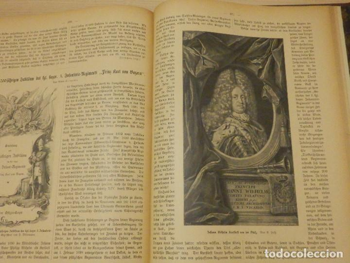 Libros antiguos: Das Bayerland - En Alemán - del Nº 1 al 51 - 620 páginas - Año 1898 - Encuadernados - Foto 8 - 223621702