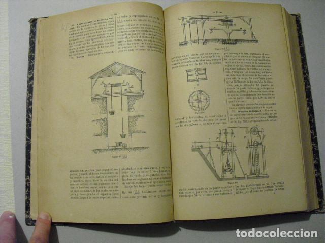 Libros antiguos: 1889 TRATADO DE CONSTRUCCION GENERAL JOSÉ A. REBOLLEDO - Foto 3 - 223670191