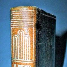 Libros antiguos: EL PREMIO NOBEL DE LITERATURA (COLECCIÓN CRISOL, Nº 02). Lote 223881747