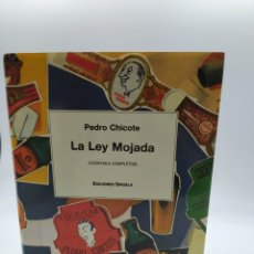 Livros antigos: LA LEY MOJADA. Lote 224086173