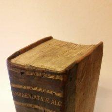 Libri antichi: 1618 - ANDREA ALCIATI - EMBLEMATA. Lote 224102492