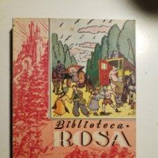 Libros antiguos: LAS VACACIONES CONDESA DE SEGUR BIBLIOTECA ROSA N.5 BARCELONA 1920. Lote 224104791
