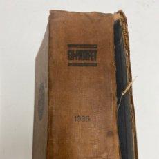 Libros antiguos: L-5737. EN PATUFET, 1935. 50 NUMEROS.. Lote 224144786