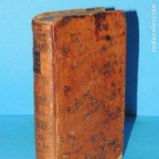 Libros antiguos: HENRI GRIFFET. HIRTOIRE DE TANCREDE DE ROHAN, AVEC QUELQUES AUTRES PIECES CONCERNANT L'HISTOIRE DE. Lote 224266346