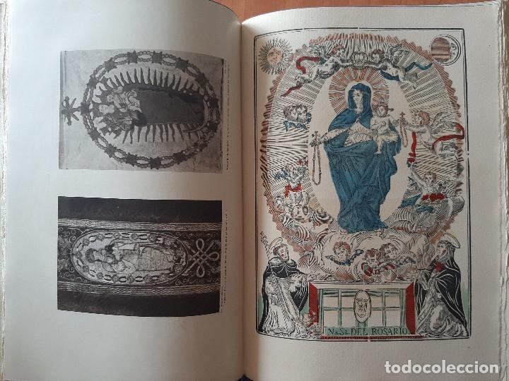 Libros antiguos: 1925 LLIBRE ROSARI D ´OR A CATALUNYA - SERRA I BOLDU , VALERI / EDICIÓN DE BIBLIÓFILO - Foto 12 - 224273516