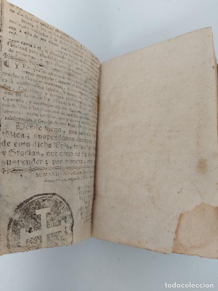 Libros antiguos: TOMO Nº 11 - SECRETOS RAROS DE ARTES Y OFICIOS - AÑO 1807 - LOZA, TURRÓN, MAZAPAN, BIZCOCHOS, CONSER - Foto 2 - 224322635