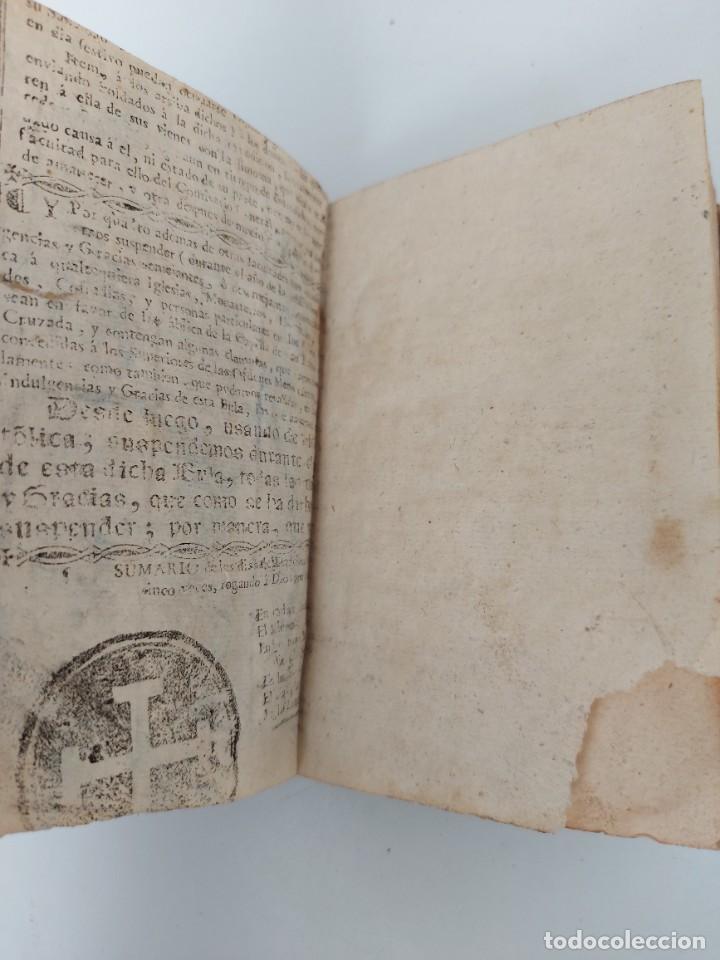 Libros antiguos: TOMO Nº 11 - SECRETOS RAROS DE ARTES Y OFICIOS - AÑO 1807 - LOZA, TURRÓN, MAZAPAN, BIZCOCHOS, CONSER - Foto 3 - 224322635
