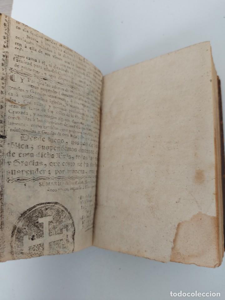 Libros antiguos: TOMO Nº 11 - SECRETOS RAROS DE ARTES Y OFICIOS - AÑO 1807 - LOZA, TURRÓN, MAZAPAN, BIZCOCHOS, CONSER - Foto 4 - 224322635