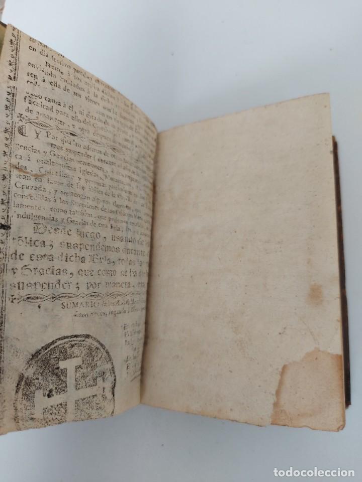 Libros antiguos: TOMO Nº 11 - SECRETOS RAROS DE ARTES Y OFICIOS - AÑO 1807 - LOZA, TURRÓN, MAZAPAN, BIZCOCHOS, CONSER - Foto 5 - 224322635