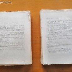 Libros antiguos: LA HISTORIA DEL TRAJE POR FEDERICO HOTTENROTH, SOLO LAS 240 LÁMINAS DE LOS DOS TOMOS. 32X24 CM.. Lote 224376481