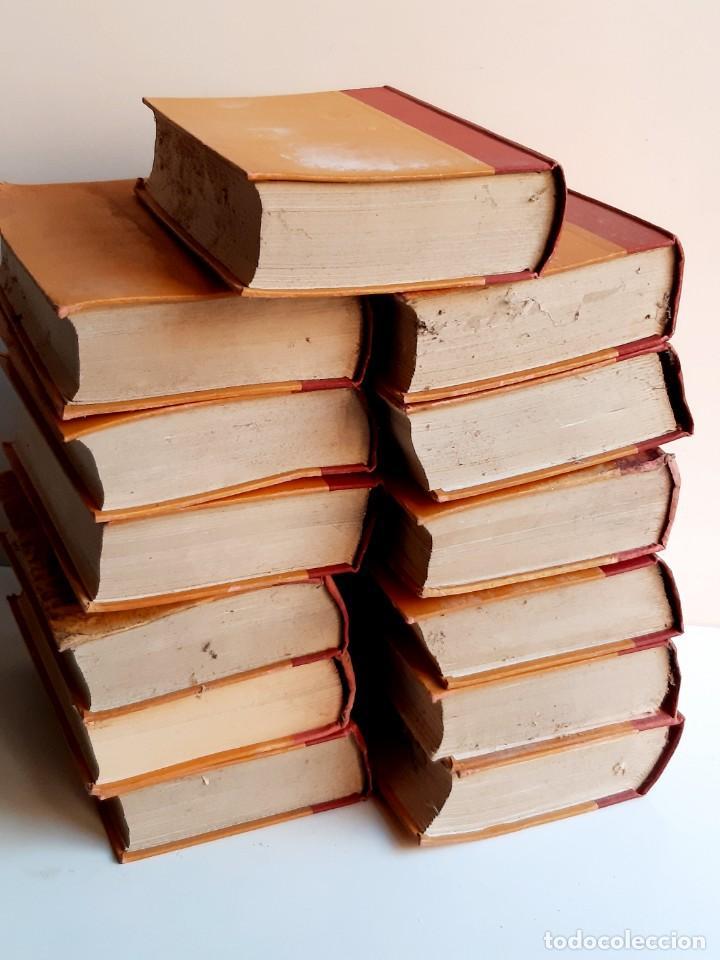CIRCA 1930 CHARLES DICKENS QUEENSWAY LOTE 13 LIBROS - 12 X 18.CM (Libros Antiguos, Raros y Curiosos - Otros Idiomas)