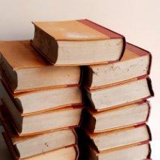 Livres anciens: CIRCA 1930 CHARLES DICKENS QUEENSWAY LOTE 13 LIBROS - 12 X 18.CM. Lote 224382956