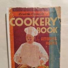 Libri antichi: COOKERY BOOK BY AMBROSE HEATH. AÑOS 30.. Lote 224383901