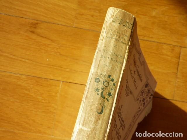 Libros antiguos: GABRIEL MIRÓ - EL OBISPO LEPROSO - Biblioteca Nueva s f - Obras Completas v. X - Foto 2 - 224428386