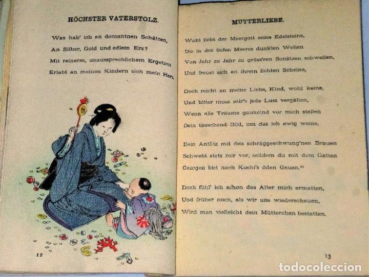 Libros antiguos: DICHTERGRÜßE AUS DEM OSTEN JAPANISCHE DICHTUNGEN - Foto 5 - 224558706