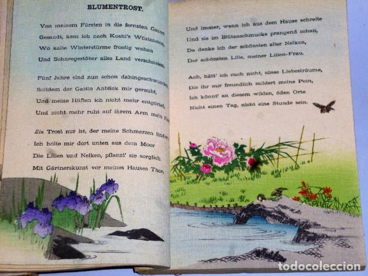 Libros antiguos: DICHTERGRÜßE AUS DEM OSTEN JAPANISCHE DICHTUNGEN - Foto 6 - 224558706