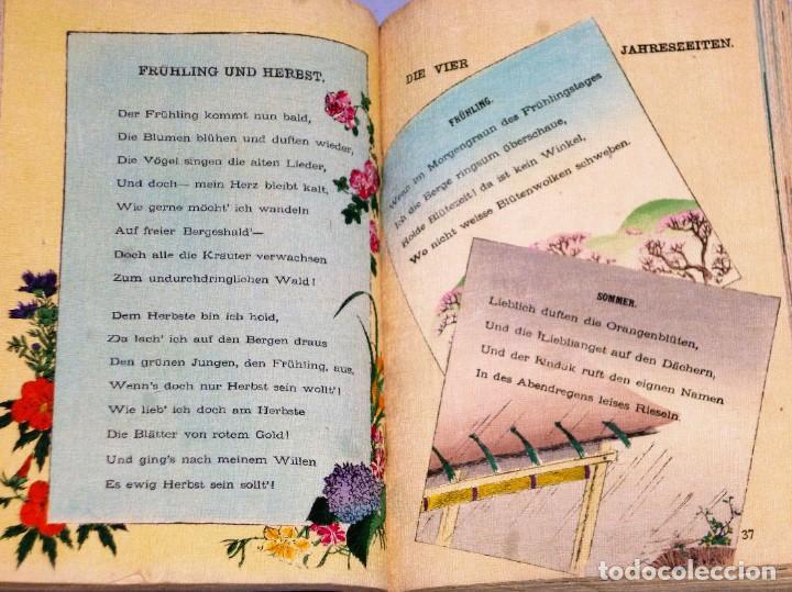 Libros antiguos: DICHTERGRÜßE AUS DEM OSTEN JAPANISCHE DICHTUNGEN - Foto 7 - 224558706