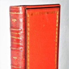 Libros antiguos: MEMORIAS DE UN SETENTÓN, NATURAL Y VECINO DE MADRID. Lote 224635983