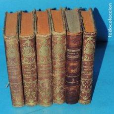 Libros antiguos: REFLEXIONES SOBRE LA NATURALEZA.- M.STURM. Lote 224638698