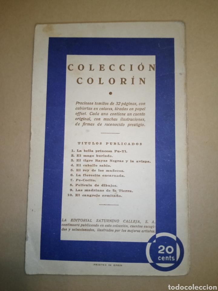 """Libros antiguos: Calleja Colección Colorín """"Pe-Cecito"""" 1935 - Foto 2 - 224667093"""