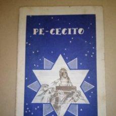 """Libros antiguos: CALLEJA COLECCIÓN COLORÍN """"PE-CECITO"""" 1935. Lote 224667093"""