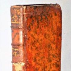 Libros antiguos: MÉMOIRES POUR SERVIR À L'HISTOIRE DES MOEURS DU XVIII ÈME SIÈCLE.[PREMIÈRE ET DEUXIÈME PARTIES]. Lote 224696731