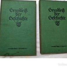 Livres anciens: AÑO 1928. HISTORIA DE LA EDAD MEDIA.. Lote 224747825