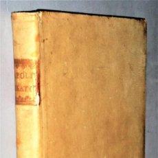 Libros antiguos: X ALEXANDRI POLITI DE CL. REG. SCHOLARUM PIARUM ORATIONES AD ACADEMIAM PISANAM…. Lote 224774670