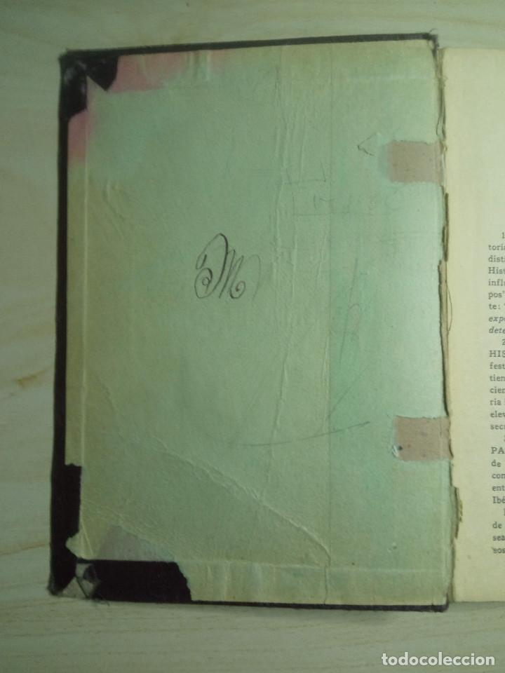 Libros antiguos: CURSO DE HISTORIA DE ESPAÑA - DR. V. SERRANO - 193? - Foto 3 - 224800795