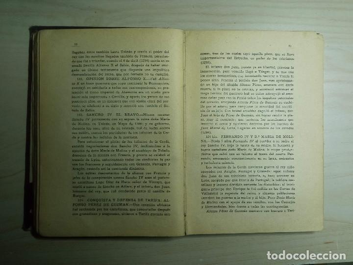 Libros antiguos: CURSO DE HISTORIA DE ESPAÑA - DR. V. SERRANO - 193? - Foto 5 - 224800795