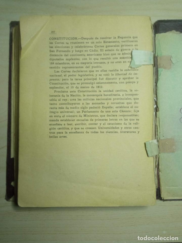 Libros antiguos: CURSO DE HISTORIA DE ESPAÑA - DR. V. SERRANO - 193? - Foto 8 - 224800795